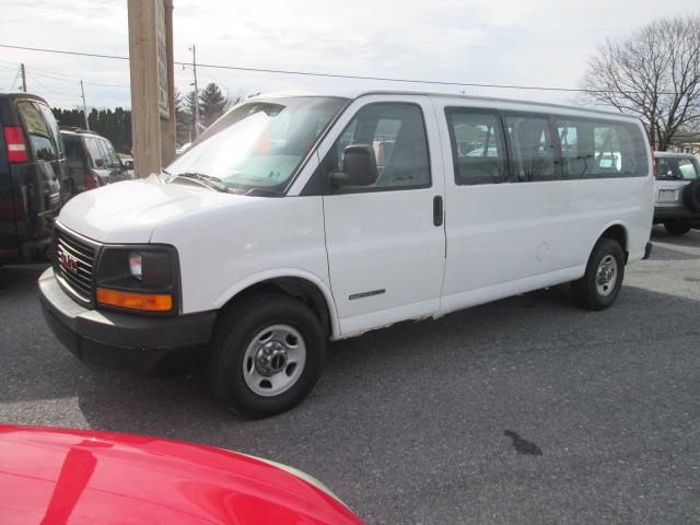 2003 GMC Savanna 3500