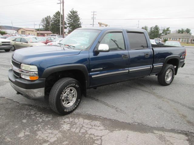 2001 Chevrolet K2500 HD