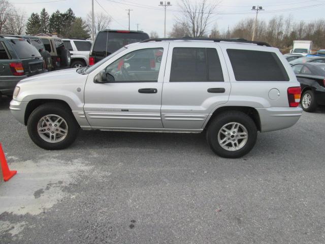 2004 Jeep Grand Cherokee 4wd