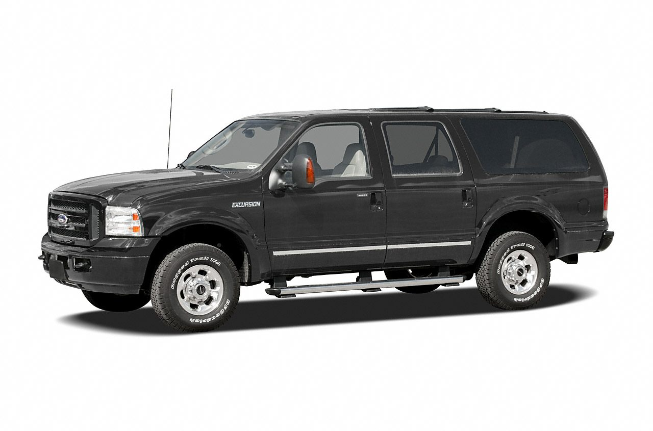 2005 Ford Excursion 4wd