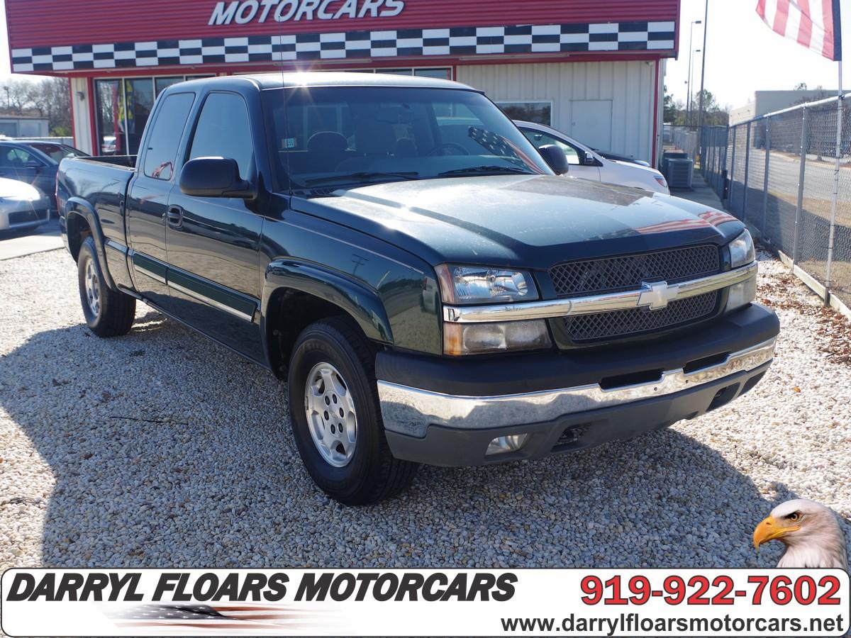 2003 Chevrolet 1500 4WD