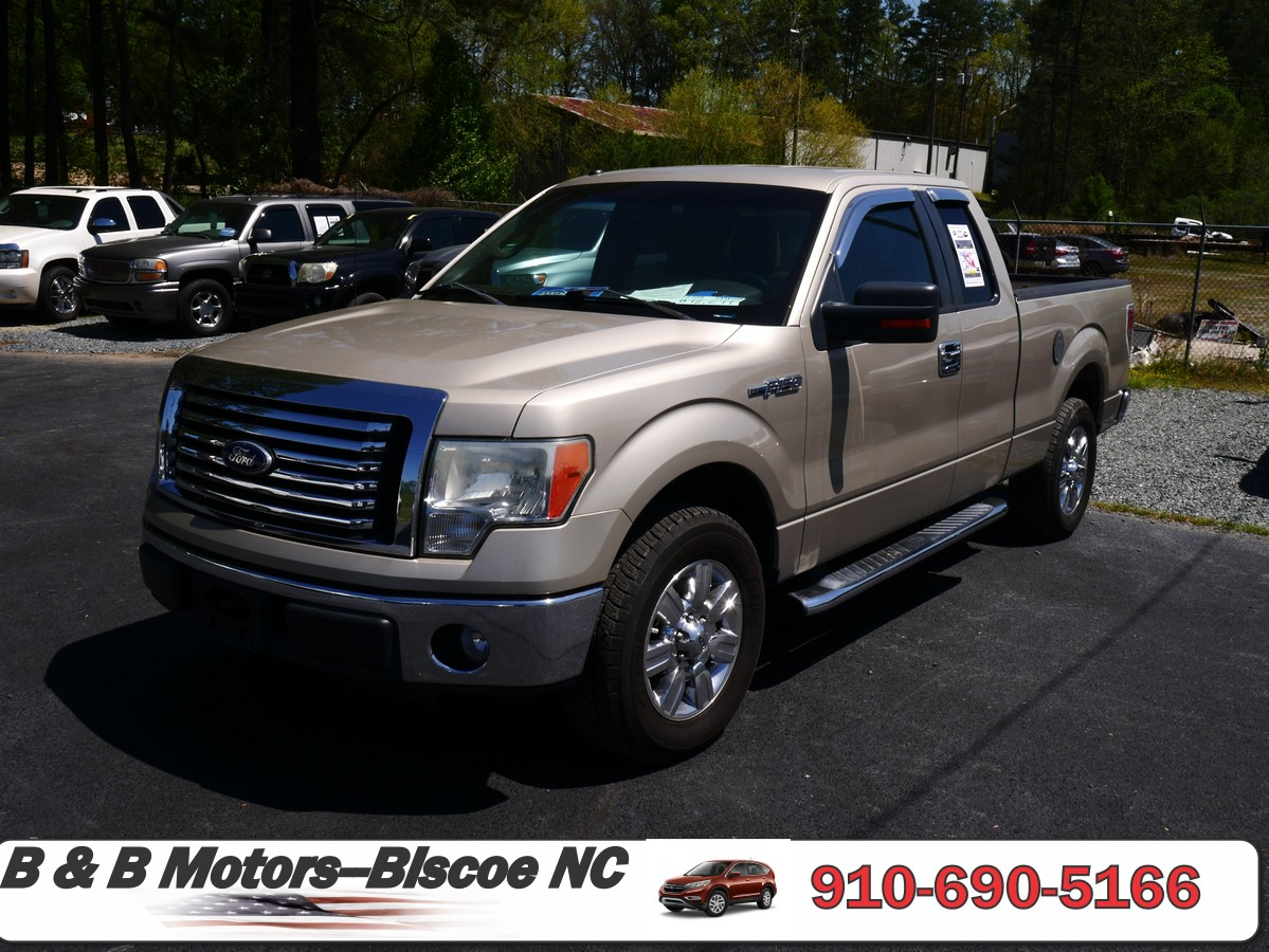 2010 Ford F150 2wd